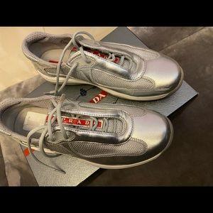 Authentic Prada Americas Cup sneaker